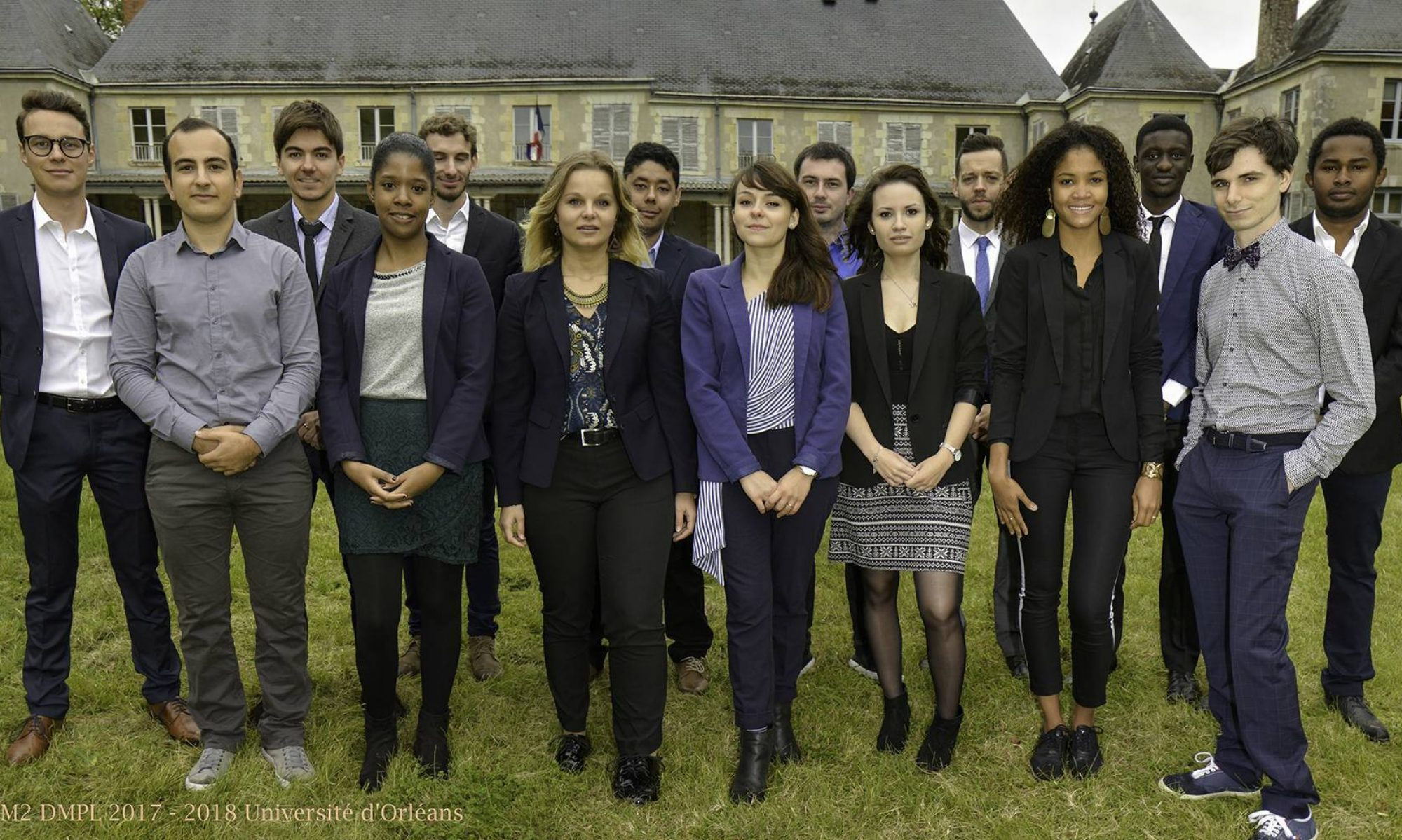 Master 2 Droit et Management Public Local